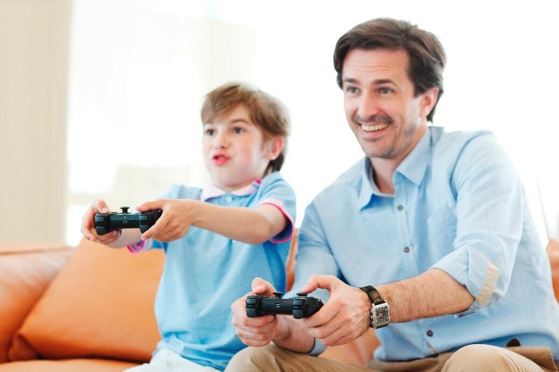 Informatie over de games van uw kind